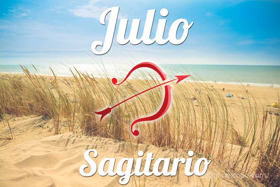 Sagitario Julio 2019