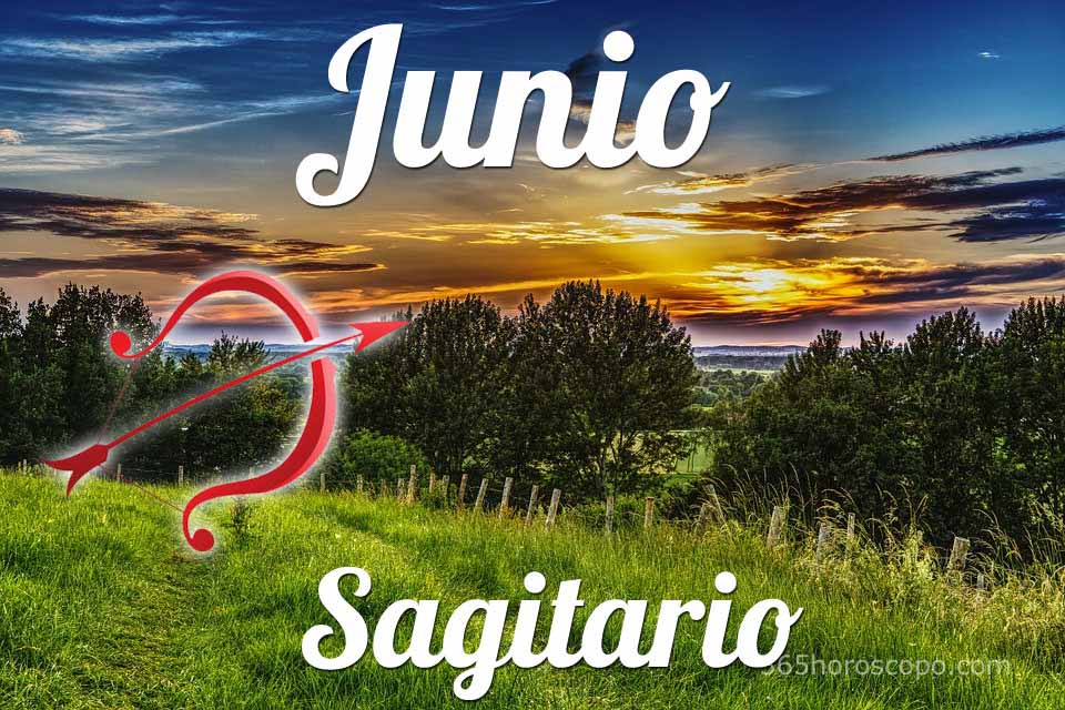 Sagitario Junio 2019