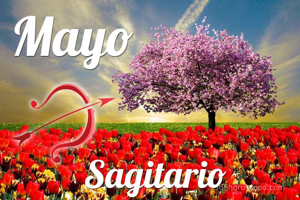 Sagitario horóscopo Mayo