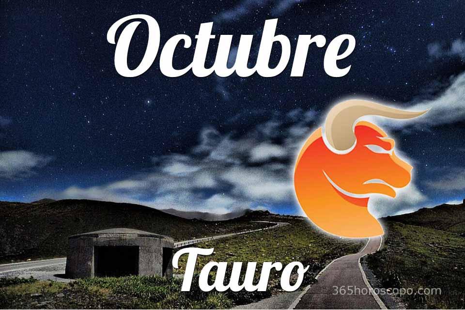Tauro Octubre 2019