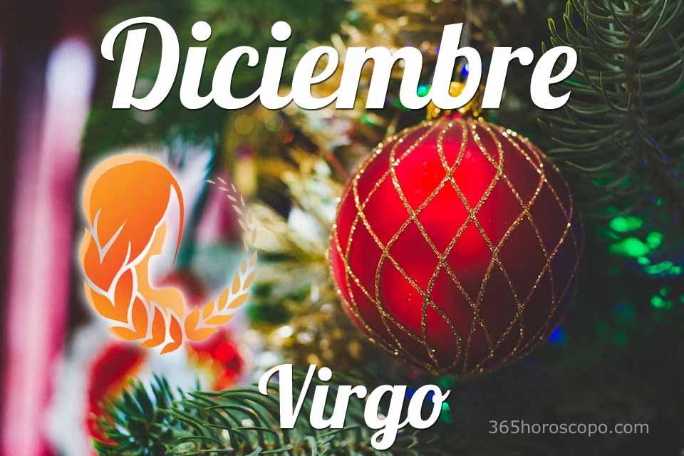 Virgo horóscopo Diciembre