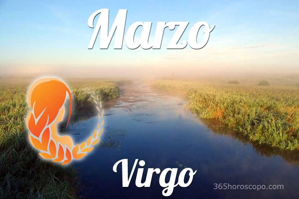 Virgo horóscopo Marzo