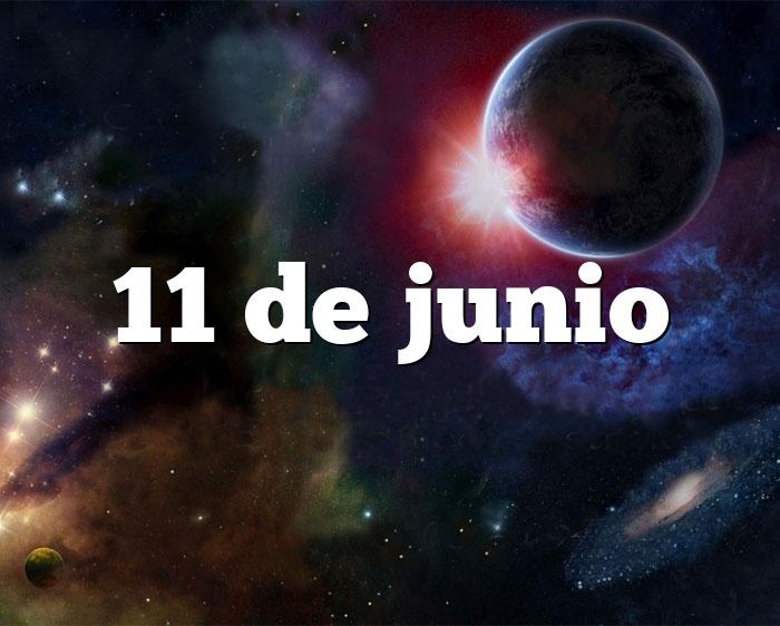 11 de junio