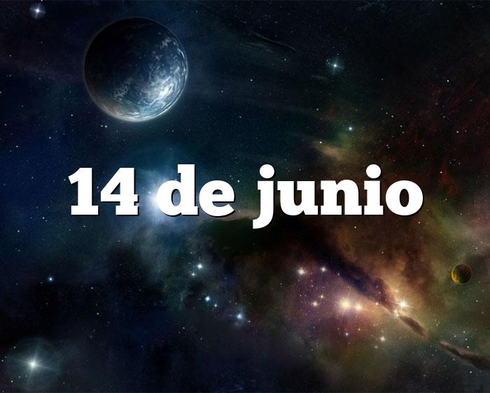 14 de junio