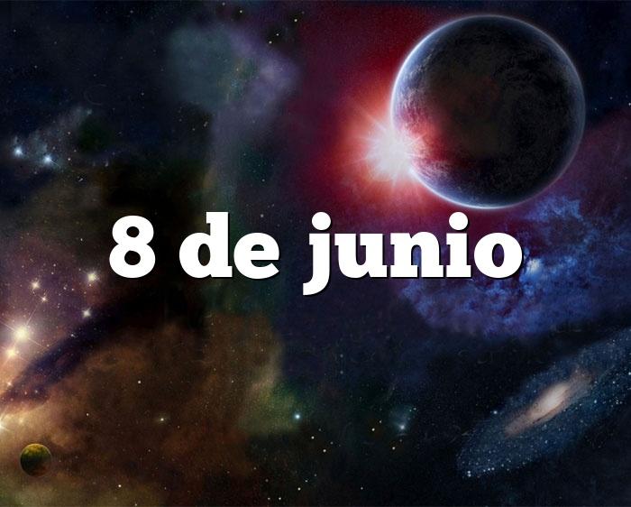 8 de junio