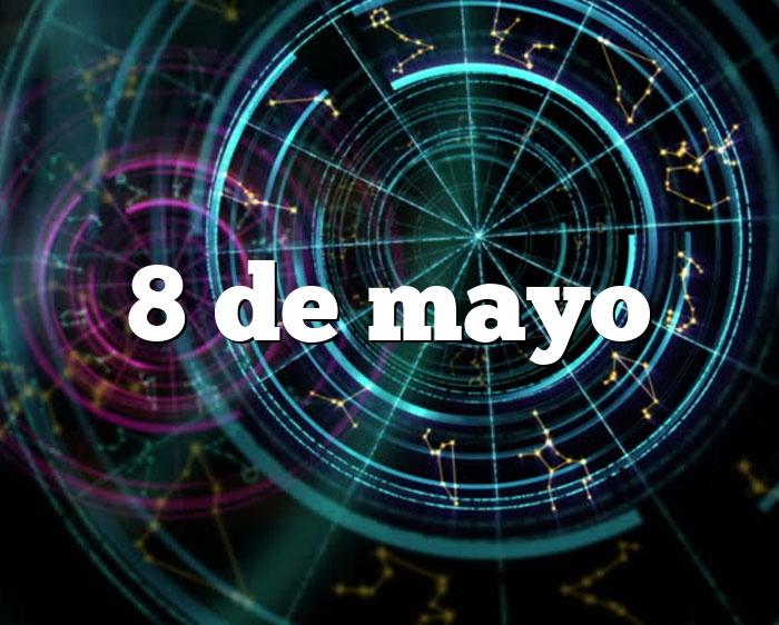 8 de mayo
