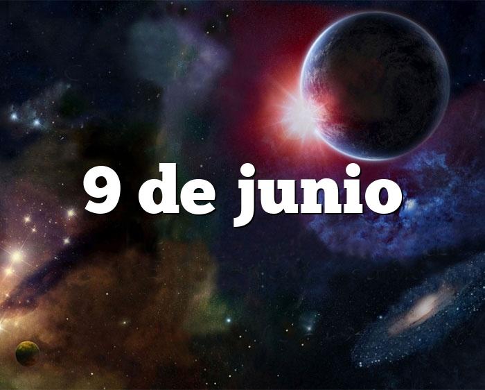 9 de junio