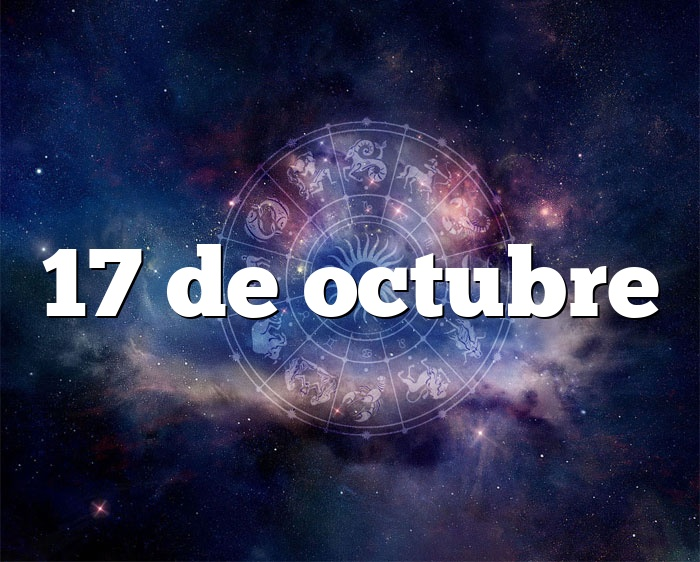 17 de octubre