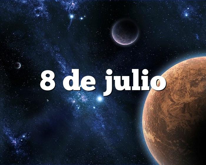 8 de julio