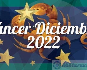 Cáncer Diciembre 2022
