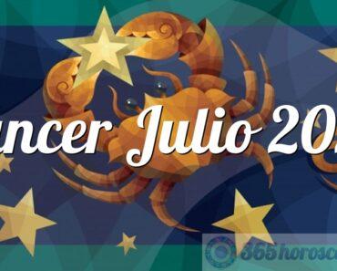Cáncer Julio 2022