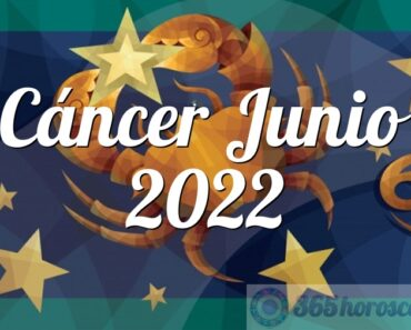 Cáncer Junio 2022