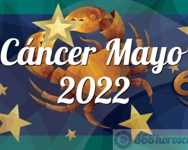 Cáncer Mayo 2022