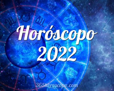 Horóscopo 2022