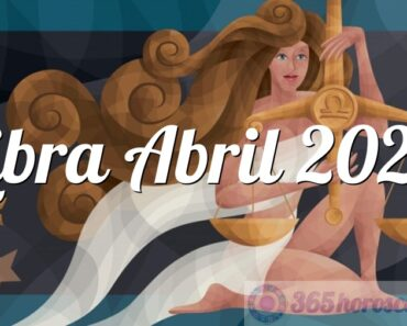 Libra Abril 2022