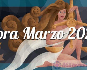 Libra Marzo 2022