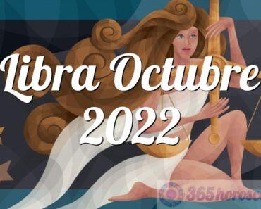 Libra Octubre 2022