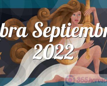 Libra Septiembre 2022