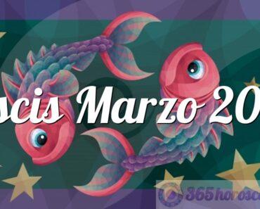 Piscis Marzo 2022