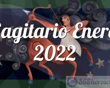Sagitario Enero 2022