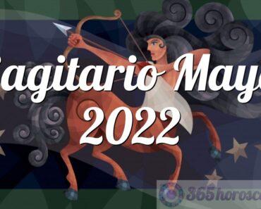 Sagitario Mayo 2022