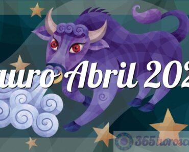 Tauro Abril 2022