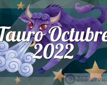 Tauro Octubre 2022