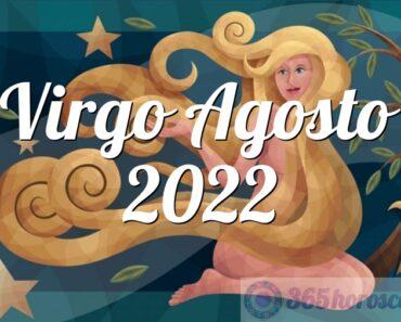 Virgo Agosto 2022