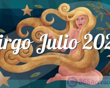 Virgo Julio 2022