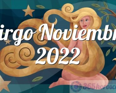 Virgo Noviembre 2022